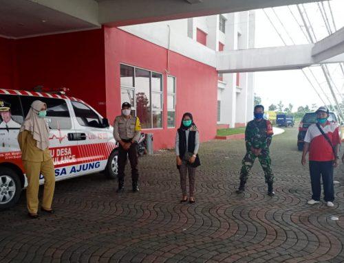 Pelayanan Polsek Umbulsari Jember Kepada Warga Yang Akan Diisolasi Terpusat Mencegah Penyebaran Covid 19