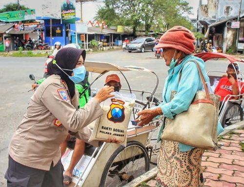 Jumat Berkah, Tradisi Patroli Srikandi Di Kota Santri