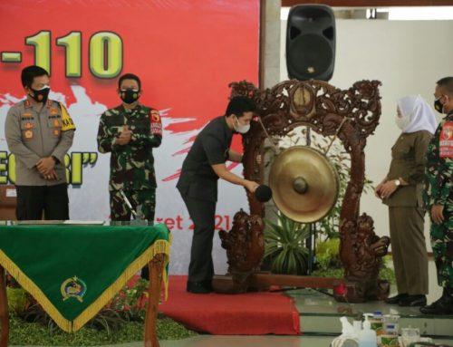 Bojonegoro Jadi Tempat TMMD ke-110 di Jawa Timur