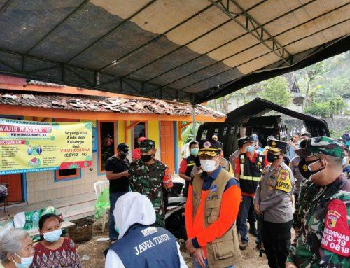 Bencana Alam, Forkopimda Jatim Mendirikan Posko Bencana Alam Gempa Bumi dan Dapur Lapangan di Kab Malang